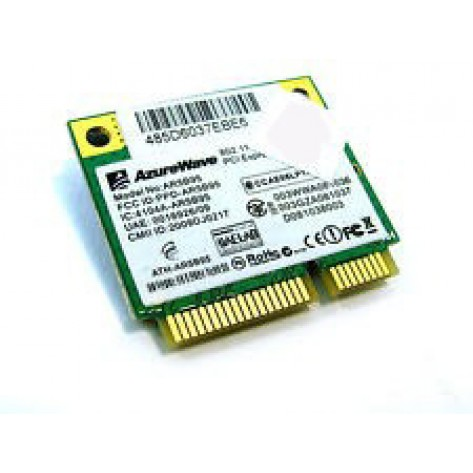 Placa de Rede Azurewave RTL8191SE - Mini PCI-e Wireless - 300 Mbps