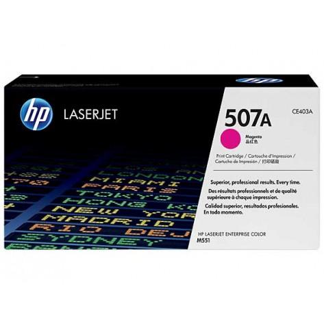 Toner Magenta HP LaserJet - 507A (CE403A)