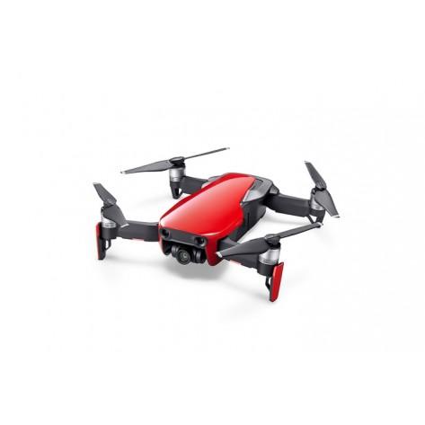 Drone DJI Mavic Air Fly More Combo - Vermelho Flame - Homologado Anatel