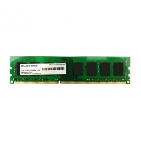 Memória 8GB DDR3 Bluecase BMTL3D16M15VE11/8G - PC3-12800 (1600MHz) - DIMM
