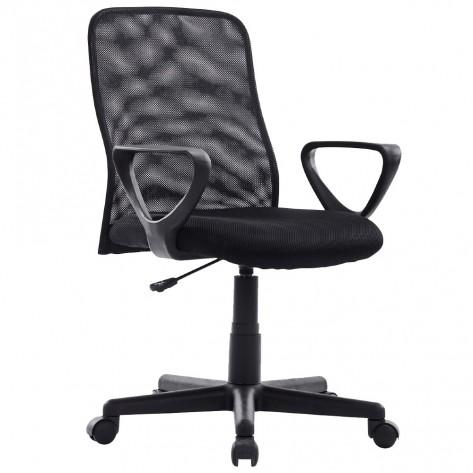 Cadeira Presidente Giratória Mymax MOCH-2005/BK - Preta