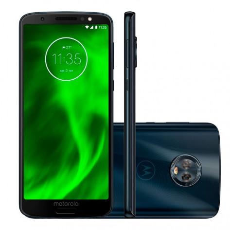 Smartphone Motorola Moto G6 Play XT1922-5 - Dual Chip 32GB Desbloqueado - Índigo