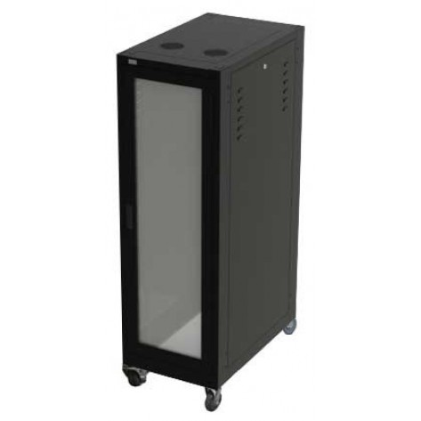 "Rack de piso 19"" - 32U 600mm x 870mm"