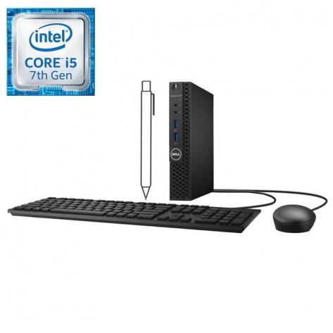 Computador Dell OptiPlex 3050M Mini - i5-7500T - 4GB - 500 GB HD - Windows 10 Pro