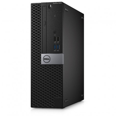 Computador Dell OptiPlex 5050 SFF - i5-7400 - 8GB RAM - 240GB SSD - Windows 10 Pro - Seminovo