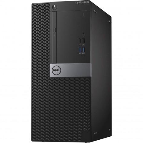 Computador Dell OptiPlex 7040 Desktop - i3-6100 - 4GB RAM - 240GB SSD - Windows 10 PRO - Seminovo