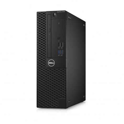 Computador Dell OptiPlex 3050 SFF - i3-7350K - 4GB RAM - 240GB SSD - Windows 10 Pro - Seminovo
