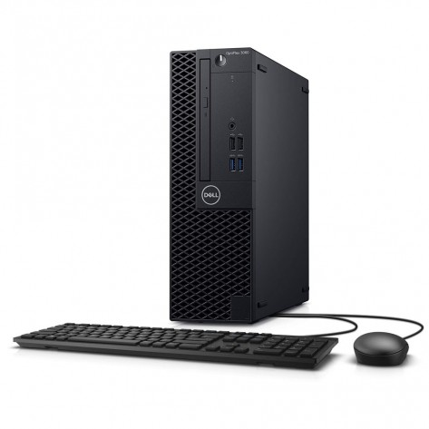 Computador Dell OptiPlex 3060 SFF - i5-8400 - 4GB RAM - 480GB SSD - Windows 10 PRO