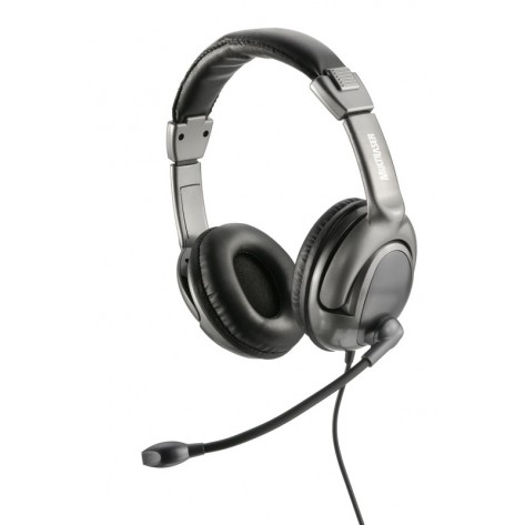 Multilaser Headset Flexível Digital Bass Hi-Fi PH043 - USB