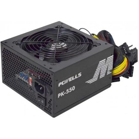 Fonte ATX 550W K-mex PCWells PK-550