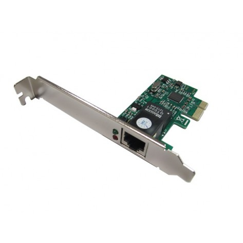 Placa de Rede DEX DP-02 - PCI Express - 10/100/1000Mbps