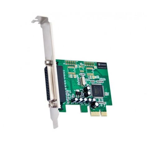 Placa Paralela PCI Express DB-25F Comm5 - 1PG-PCI-E