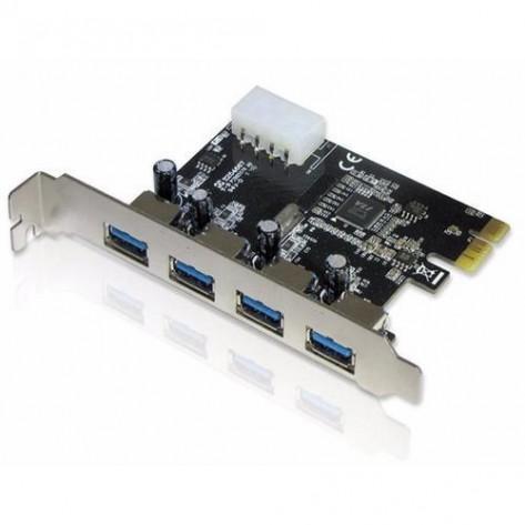 Placa Empire - PCI Express com 4 portas USB 3.0 - DP-43