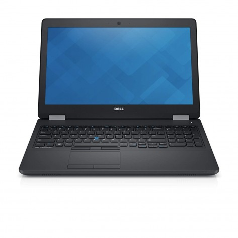 Notebook Dell Precision 3510 - i5-6440HQ - Tela 15.6'' HD - 8GB RAM - 480GB SSD - Windows 10 PRO - AMD FirePRO W5130M - Seminovo