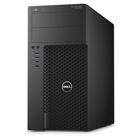 Computador Dell Precision 3620 Workstation - Xeon E3-1240 v5 - 8GB RAM - 480GB SSD - Quadro K1200 4GB  - Windows 10 PRO - Seminovo