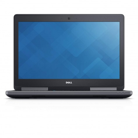 "Notebook Dell Precision 7520 - Xeon E3-1505M v6 - Tela 15.6"" Full HD - 64GB RAM - 480GB SSD M.2 + 1TB HDD - Windows 10 PRO - NVIDIA Quadro M1200 - Seminovo"