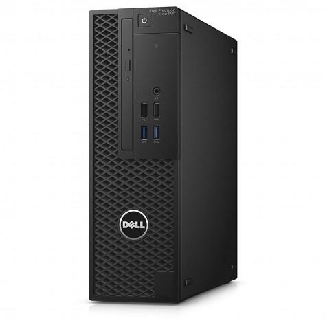 Computador Dell Precision 3420 Workstation SFF - Xeon E3-1225 v5 - 8GB RAM - 480GB SSD - Quadro K420 2GB  - Windows 10 PRO - Seminovo