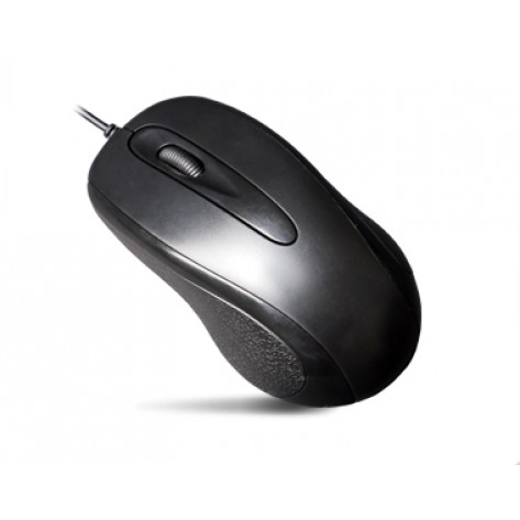 Mouse K-Mex MO-M235 Óptico USB - Preto