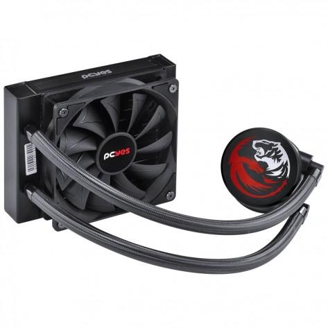 Water Cooler PCYes Sangue Frio 2 PSF2120H33PTSL - 120mm - Intel / AMD