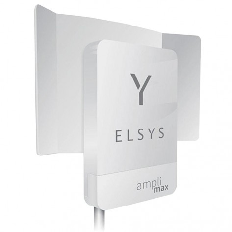 Roteador Externo Elsys Link 4G Amplimax EPRL12 - Branco