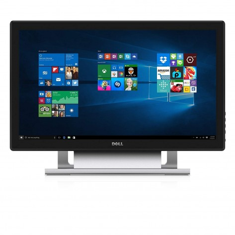 Monitor 21.5'' LED Dell S2240T - 1920 x 1080, 60Hz, 12ms - Touchscreen - Hub USB - Seminovo