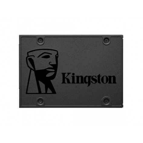 SSD 2.5'' 480GB Kingston A400 SA400S37/480G - Leituras 500MB/s - SATA 6Gb/s