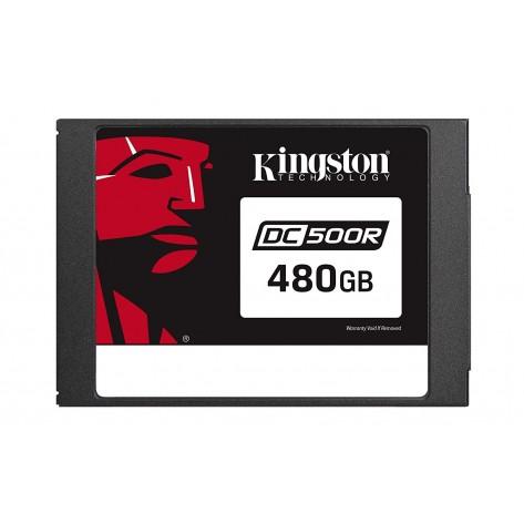 SSD 2.5'' 480GB Kingston DC500R Enterprise SEDC500R/480G - Leituras 555MB/s - SATA 6Gb/s