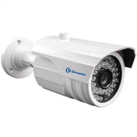 Câmera Greatek SEGC-1034G para Segurança Eletrônica com Infra-Vermelho 35M 2.8MM - 720p