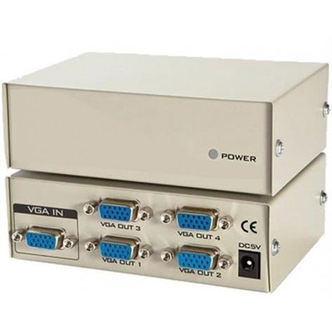 Vídeo Splitter CXR-SPLITER-VGA-4P - 4 portas VGA