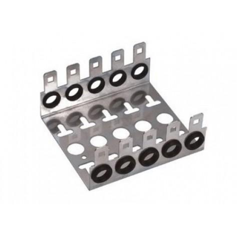 Bastidor de Metal para 5 Blocos - M10