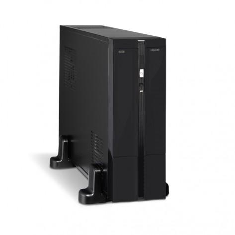 Gabinete Micro ATX - K-Mex CM-9F8A - Com fonte 250W