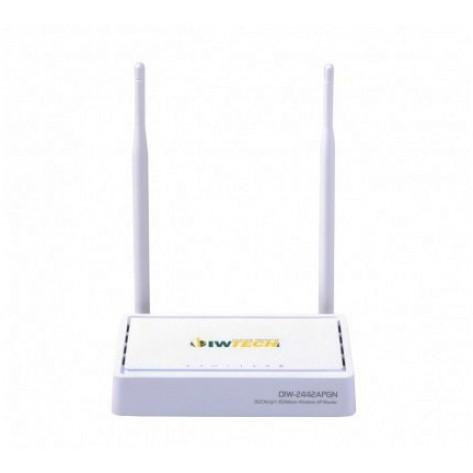 Roteador Wireless OIW-2442APGN - Até 300 Mbps