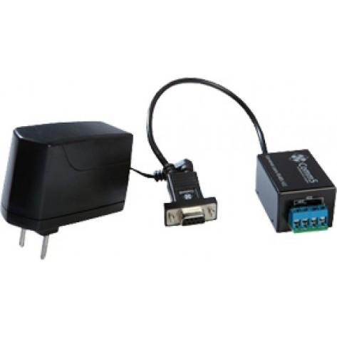 Conversor de saída serial RS232 externo para RS485/RS422 - Fonte