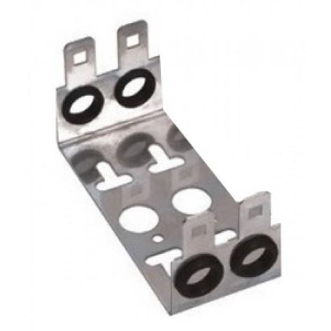 Bastidor de  Metal para 2 Blocos - M10