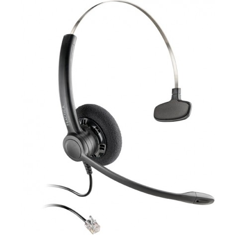 Fone de Ouvido Single-Ear Plantronics Practica SP11