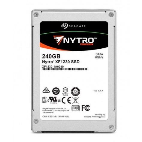 "SSD 2.5"" 240GB Seagate Nytro XF1230-1A0240 - Leituras 560MB/s - SATA 6Gb/s"