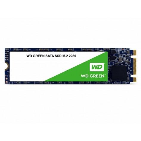 SSD M.2 480GB Western Digital Green WDS480G2G0B - Leituras 545MB/s - SATA 6Gb/s - M.2 2280