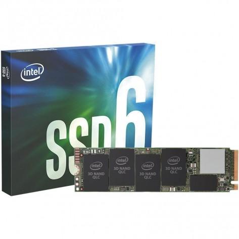 SSD M.2 1TB Intel Serie 660p SSDPEKNW010T8X1 - Leituras 1800MB/s - PCIe NVMe 3.0 x4 - M.2 2280