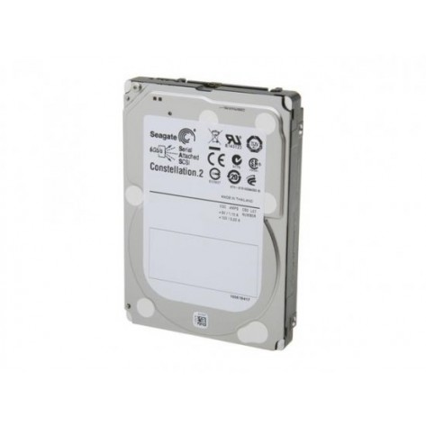 HD 2.5'' 500GB Seagate Constellation.2 ST9500620SS - 7200RPM - 64MB Cache - SATA 6Gb/s - Para IBM System X