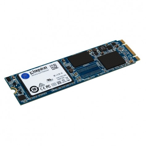 SSD M.2 480GB Kingston UV500 SUV500M8/480G - Leituras 520MB/s - SATA 6Gb/s - M.2 2280