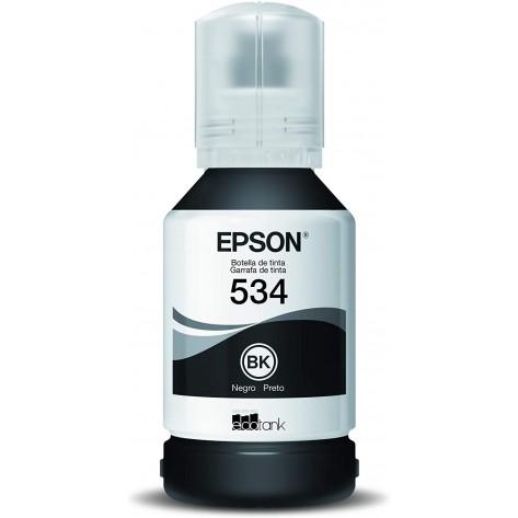Refil de Tinta Epson - Preto T534120-AL