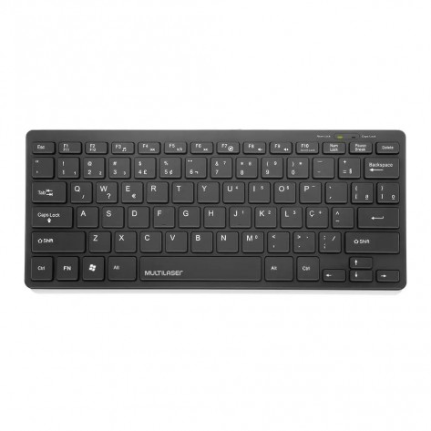 Mini teclado Multilaser Comfort TC154 - USB