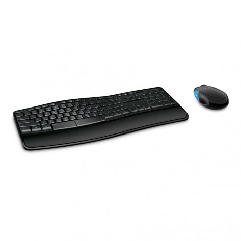 Teclado e Mouse Microsoft L3V-00005 Wireless Sculpt Comfort