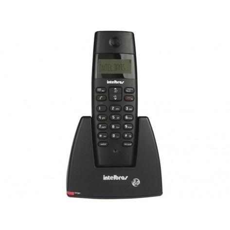 Telefone Intelbras Sem Fio TS40 ID com Indentificador de chamadas
