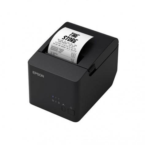 Impressora Térmica Epson TM-T20X (C31CH26032) - Ethernet - Térmica Não Fiscal