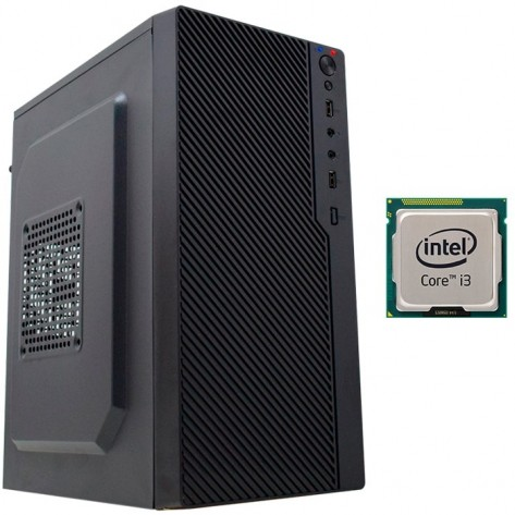 Computador DHCP Turing Desktop - Intel i3-3240 - 4GB DDR3 - 500GB HD - 200W