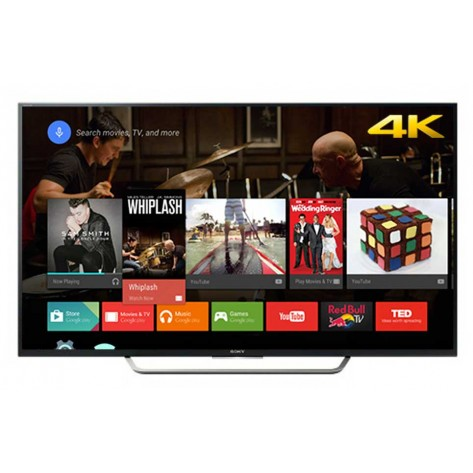 Smart TV Sony 55'' - 4K - Android TV LED Ultra HD - KD-55X7005D