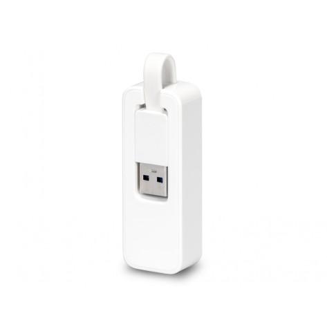 Adaptador de Rede TP-Link UE300 - Ethernet Gigabit - USB 3.0