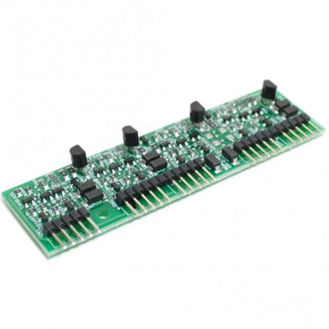 Placa com 4 Ramais Desbalanceados Modulare - Intelbras