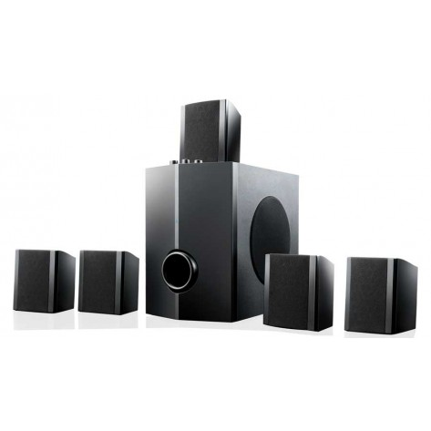Home Theater 5.1 Multilaser SP087 - 40W RMS
